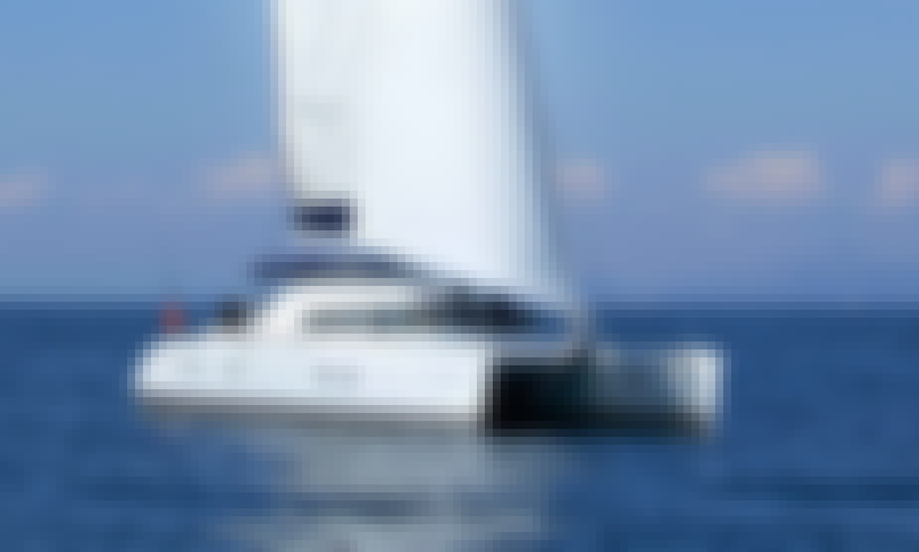 "Crewed Charter on ""Buena Suerte"" Lagoon 470 Catamaran in Alimos"