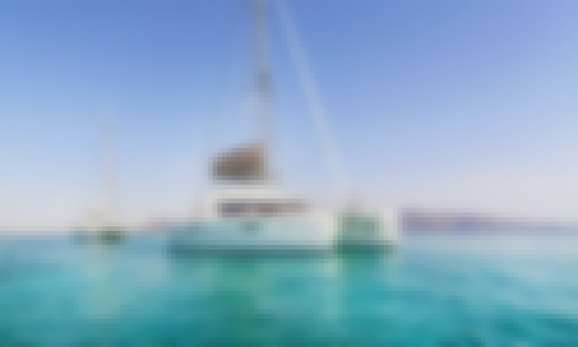 "Crewed Charter on ""Serenity"" Lagoon 520 Catamaran in Alimos"