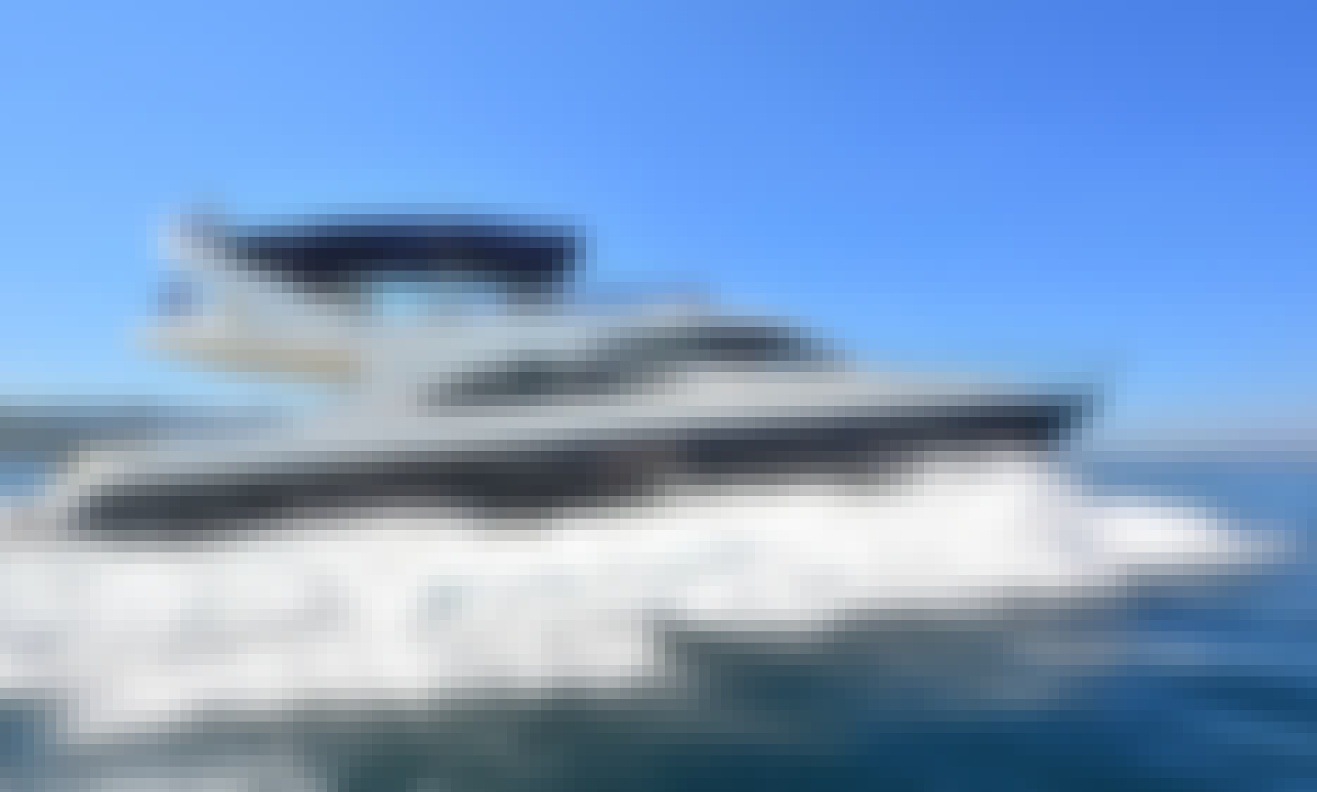 "Charter ""Wave Master"" Sealine T60 Power Mega Yacht in Alimos"