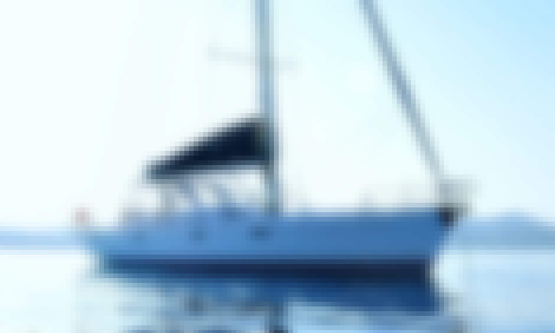 """Crewed Charter on """"Sea Star"""" Beneteau 57 Sailing Yacht in Alimos"""