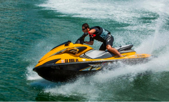 Stylish Jet Ski For Rent In Supetar, Brac