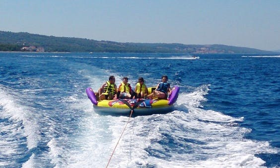 Perfect Sofa Rides in Brac, Croatia