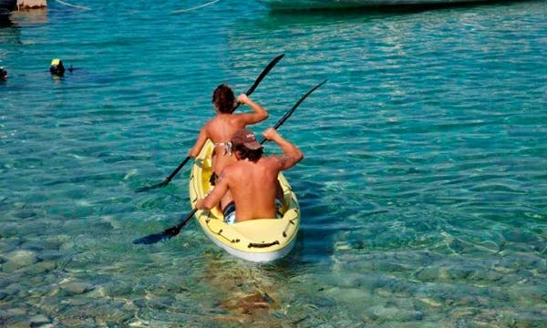 Rent a Kayak in Supetar, Brac