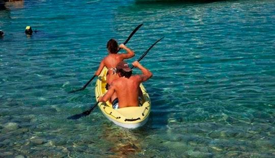 Rent A Kayak In Supetar, Brac