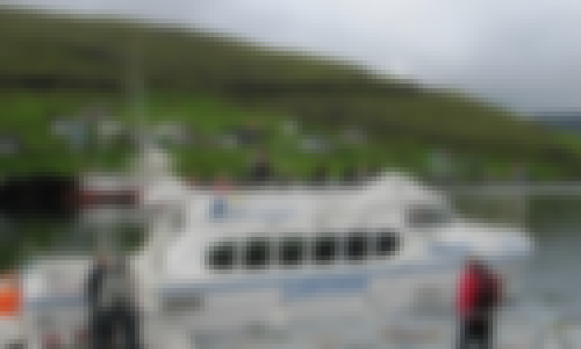 Sightseeing in Vestmanna, Streymoy on Froyur Motor Boat