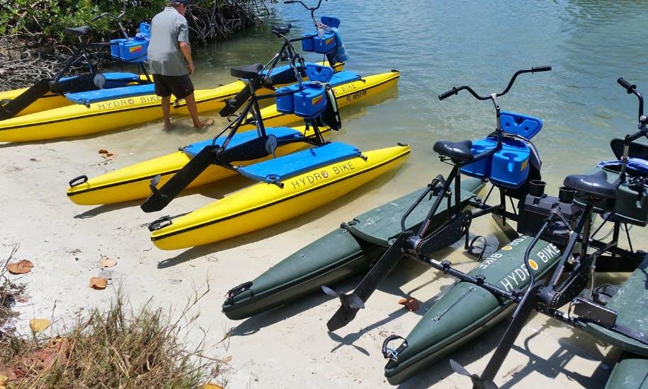 Hydro Bike Rental In Naples, Florida
