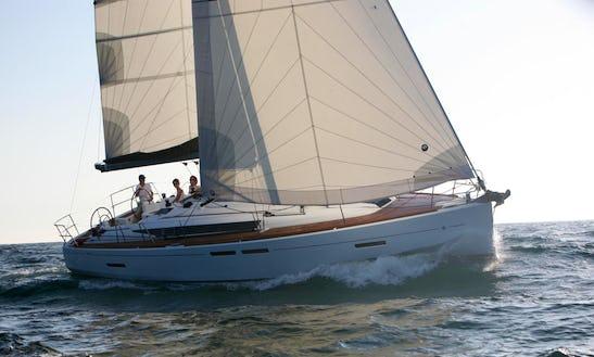 Charter 40' Sun Odyssey Cruising Monohull In Mugla, Turkey