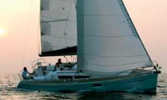 Charter 36' Sun Odyssey Cruising Monohull In Mugla, Turkey