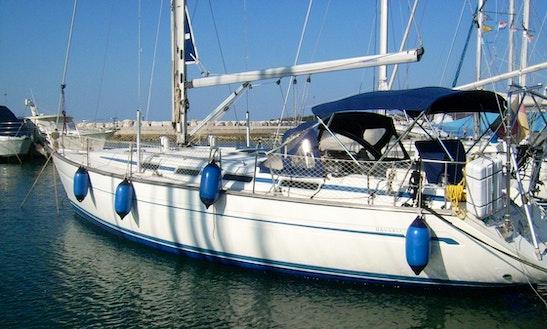 Charter 42' Bavaria Cruising Monohull In Mugla, Turkey