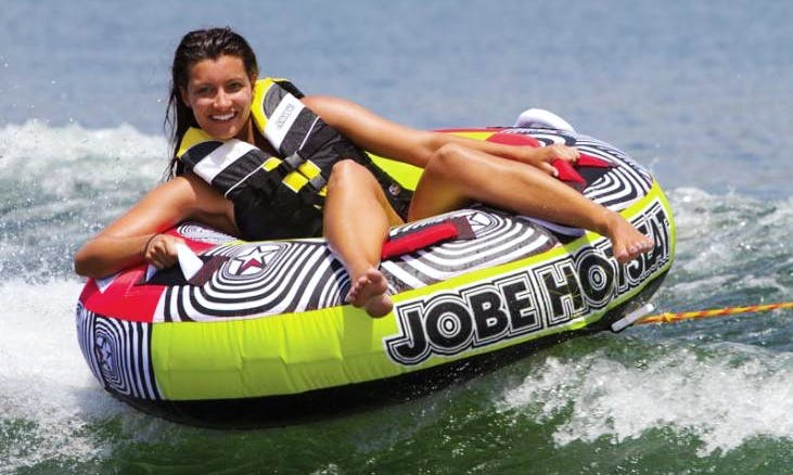 Enjoy Tubing in Supetar, Brac