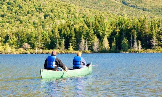 Guided Canoe And Kayak Trips On Moosehead Lake In Greenville!