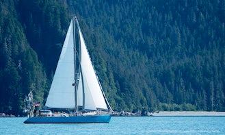 """Experience Seward, Alaska On 65' S/V """"Extraordinary"""" Sailboat"""