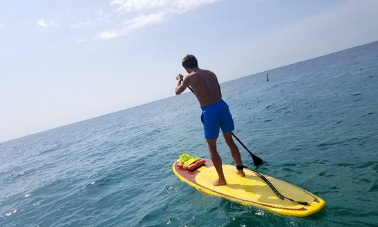 Stand Up Paddleboard Rental In Fort Lauderdale, Florida