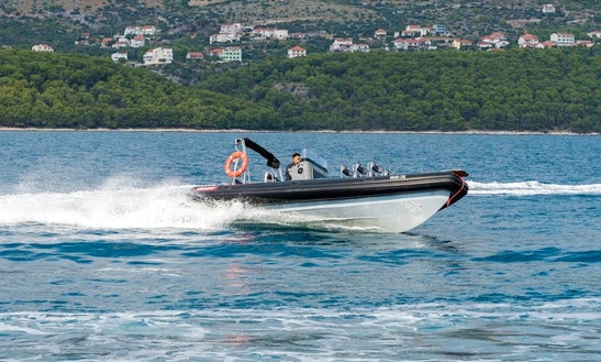 Rent The 27' Valiant 760 Rigid Inflatable Boat In Trogir, Croatia