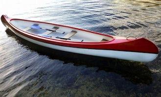 Canoe Rental In Palūšė, Lithuania