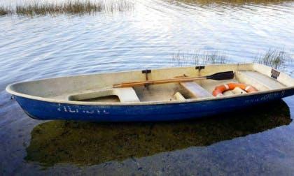 Plastic Boat Rental In Palūšė, Lithuania