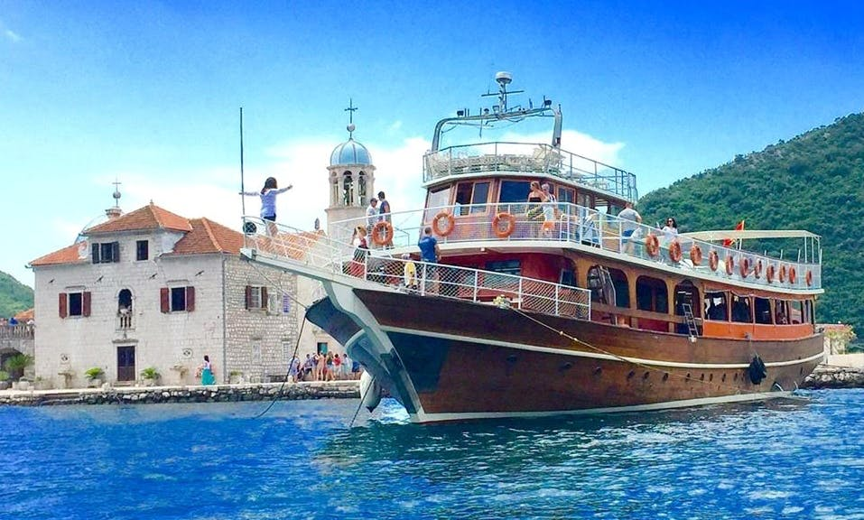 Enjoy Cruising in Boka Kotor Bay, Montenegro on Passenger Boat