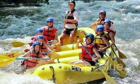 Experience A Higher Level Of Excitement! Book A Rafting Tour In Muğla, Turkey