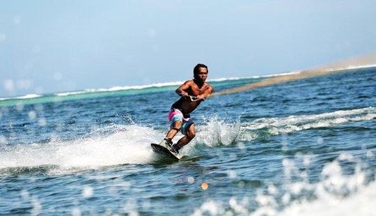 Enjoy Wakeboarding In Jatiasih, Indonesia