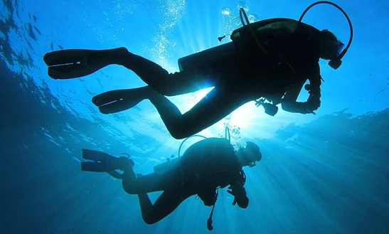 Learn Scuba Diving In Hampton,virginia
