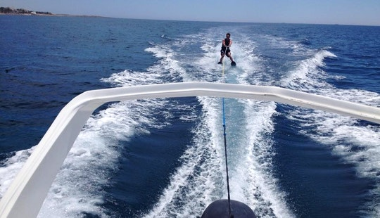 Enjoy Waterskiing In Paphos, Cyprus