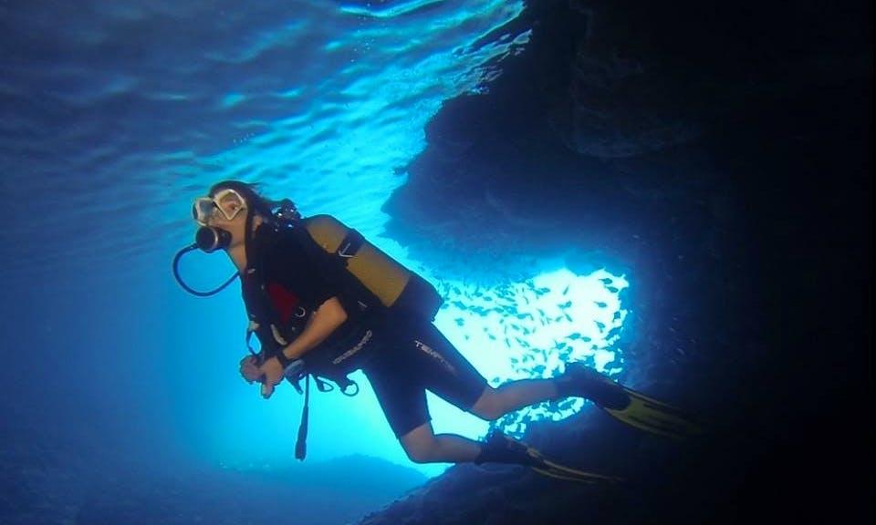 Enjoy Diving Courses in Ankara, Turkey