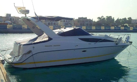 Rent A Motor Yacht In Limassol, Cyprus