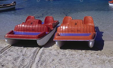 Enjoy Paddle Boat Tours in Paphos, Cyprus