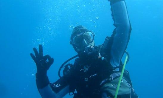 Enjoy Diving In Argelès-sur-mer, France