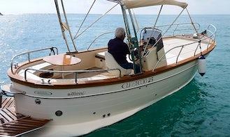 Charter Libeccio 25 Motor Yacht in Santa Maria di Leuca, Puglia