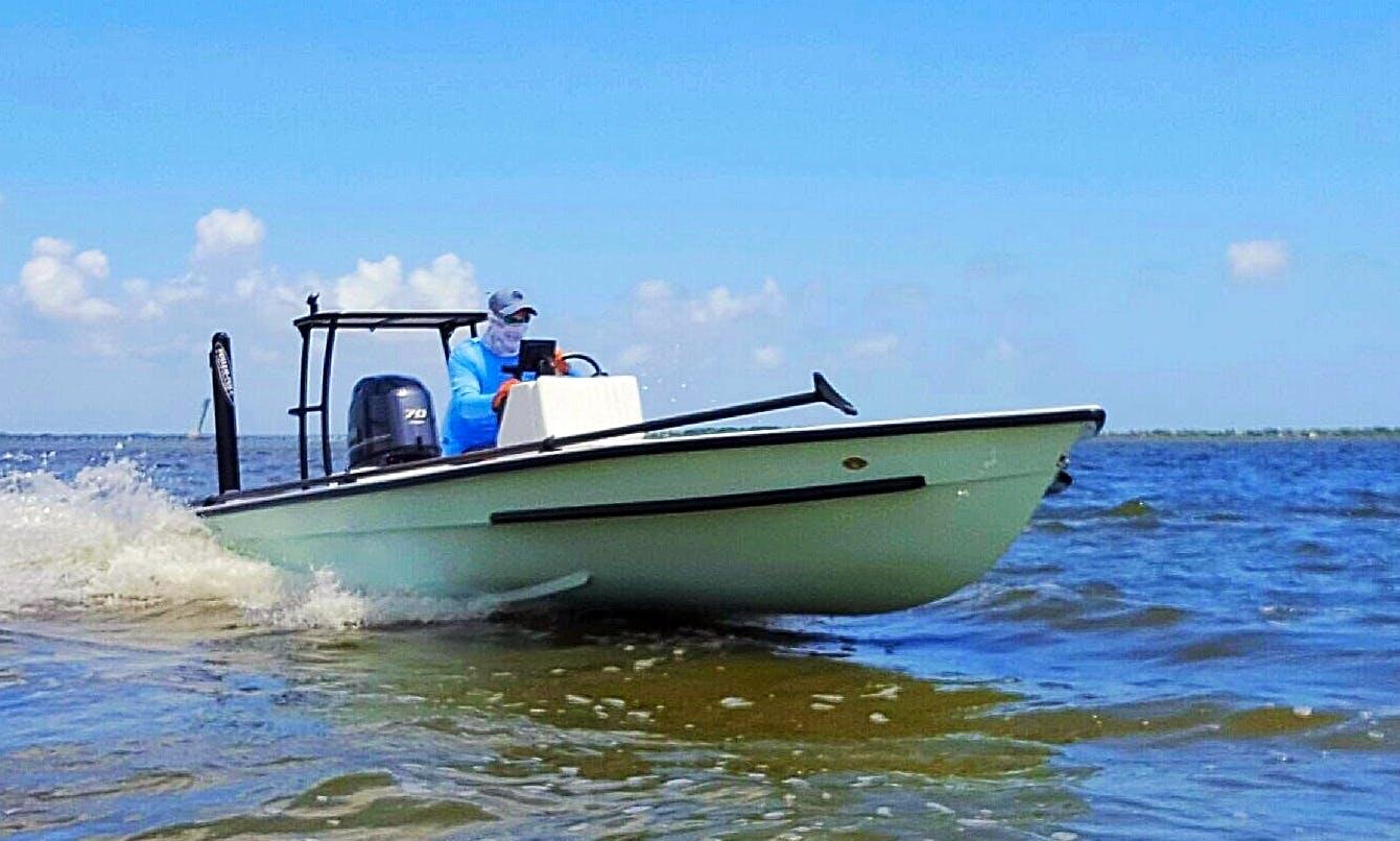 Enjoy Fishing In Isle of Palms, South Carolina With Capt Michael