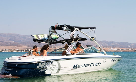 Mastercraft X15 -wakeboard-wakesurf Boat All Around