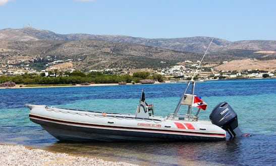 Rib Boat -inflatable 7 Meter 250hp Yamaha