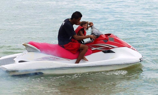 Rent A Jet Ski In Tanjung Bungah, Malaysia