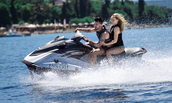 Rent A Jet Ski In Njivice, Croatia