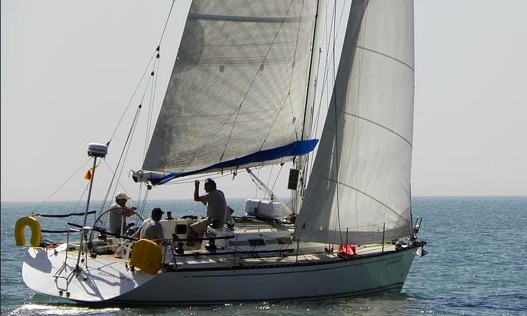 Charter 40' X-Yacht Cruising monohull in Lisboa, Portugal