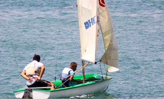 Rent 14' Sailing Dinghy In Mombasa, Kenya