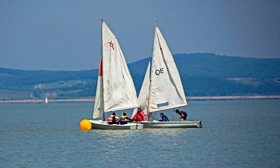 Rent Jolle Ixylon Dinghy In Podersdorf Am See, Burgenland
