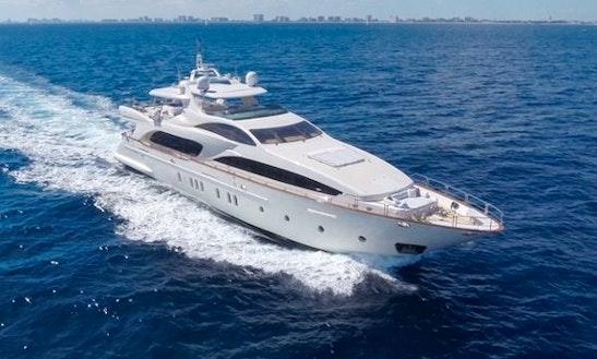Power Mega Yacht Rental In Nassau