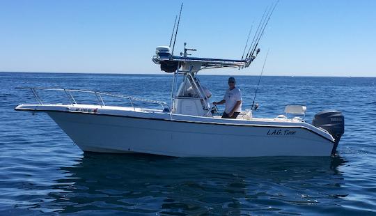 Enjoy Fishing In Gloucester, Massachusetts With Captain Dana