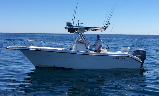 Enjoy Fishing In Gloucester, Massachusetts With Captain Dana