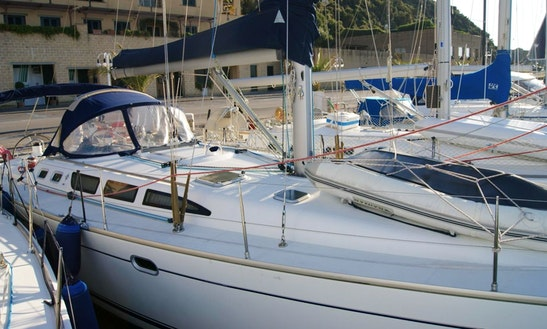 Charter 43' Sun Odyssey 43 Cruising Monohull In Punta Ala, Italy