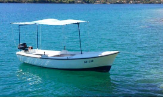 Rent A Boat Trogir, Croatia Nakiros