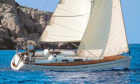 Charter 35' Dufour 34 Performance Cruising Monohull In Punta Ala, Italy
