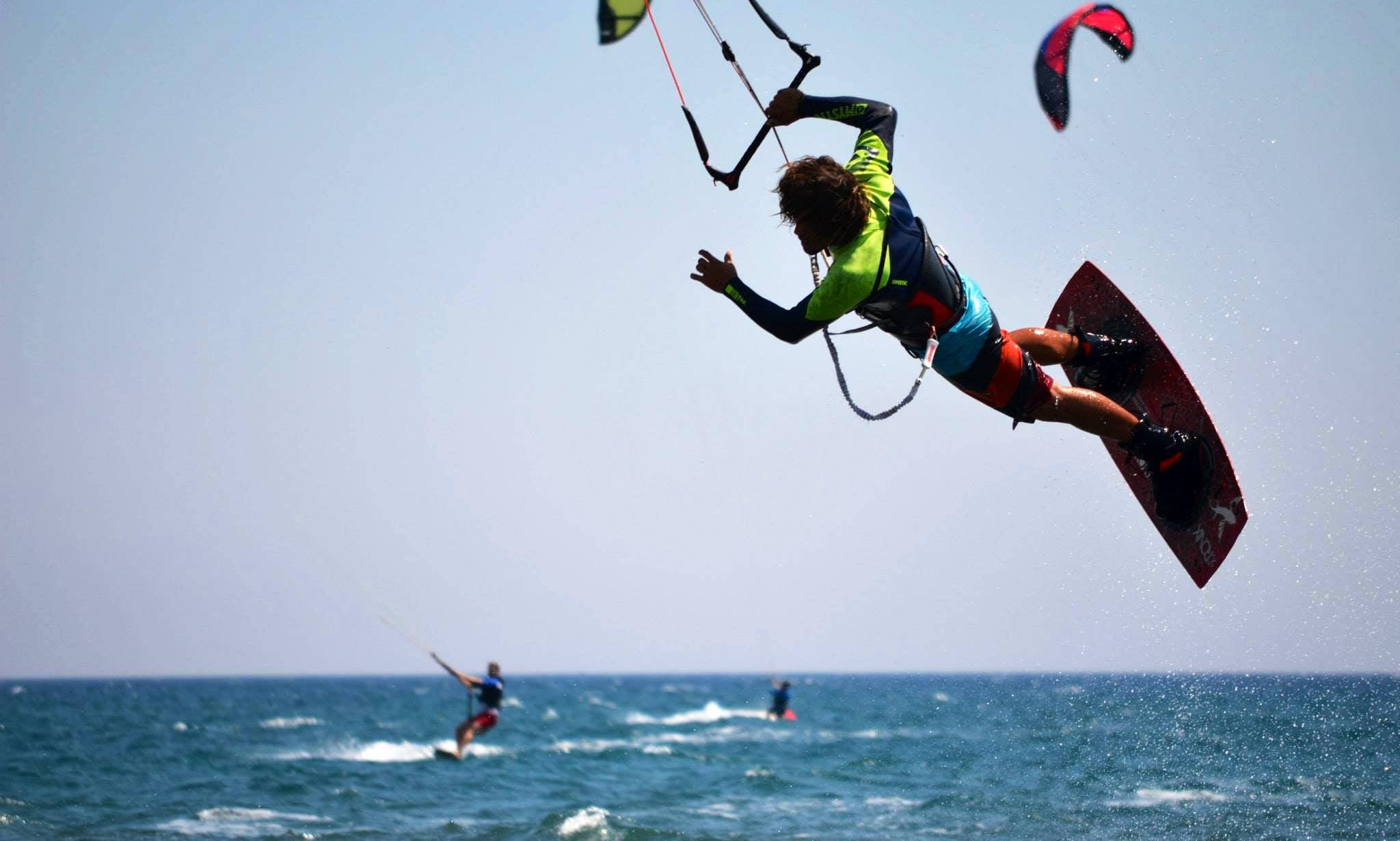 Enjoy Kiteboarding Courses & Rentals in Opština Ulcinj, Montenegro