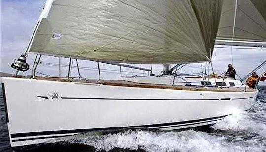 Charter 40' Dufour 40 Performance Cruising Monohull In Punta Ala, Italy