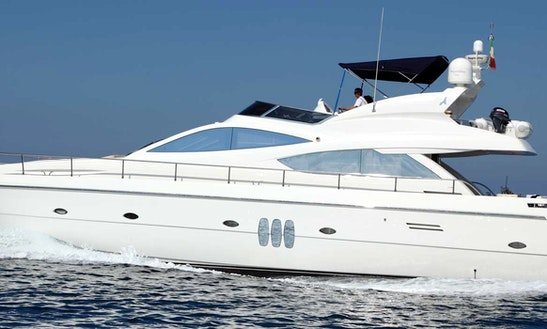 Charter 70' Abacus Power Mega Yacht In Riposto, Italy
