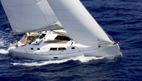 Charter 44' Hanse 430 Cruising Monohull In Punta Ala, Italy