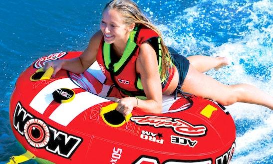 Enjoy Tubing In Nova Sela, Croatia