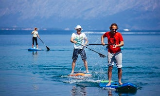 Rent a Stand Up Paddle Board in Zagreb, Croatia